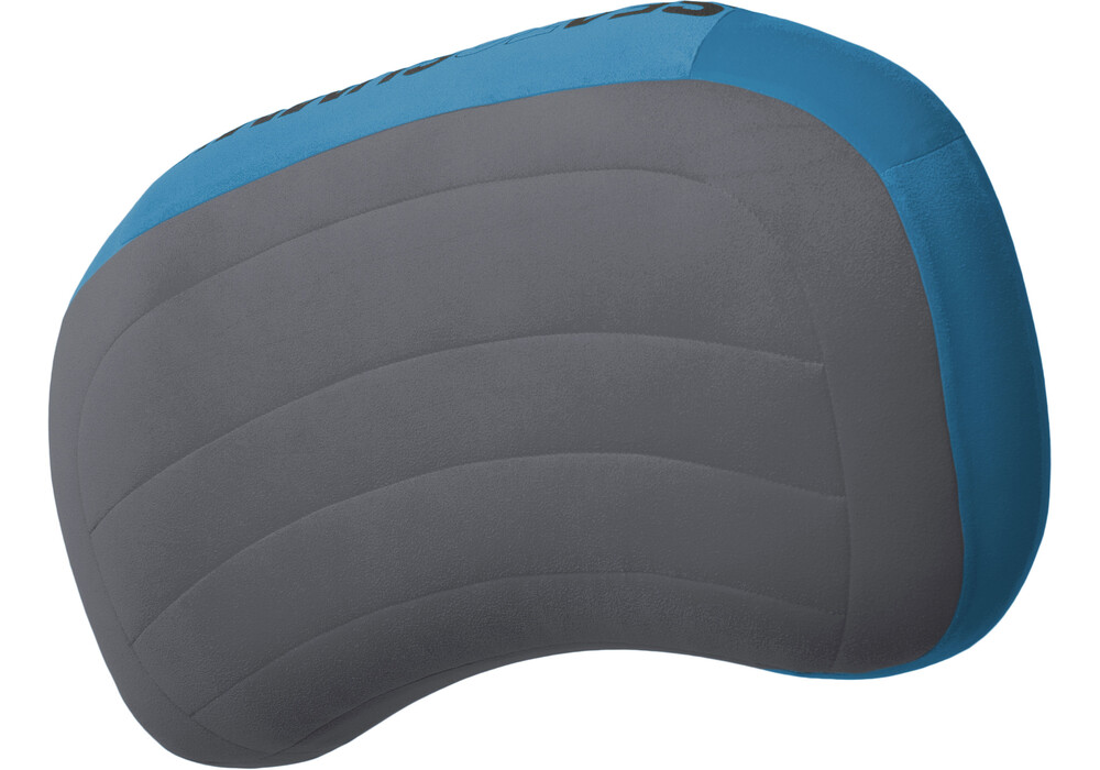 Sea To Summit Aeros Premium Pillow Large Blue Grey Campz Ch